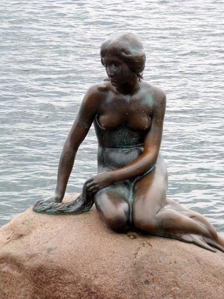 Little Mermaid.  Copenhagen by Don20