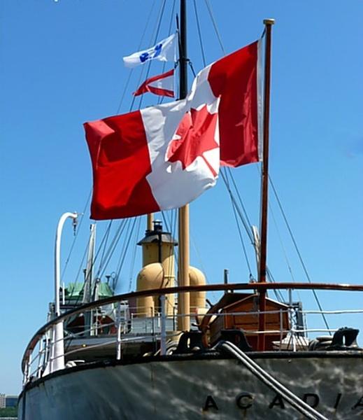 Acadia.  Halifax. Nova Scotia by Don20