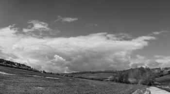 Big Cloud over Wiltshire II