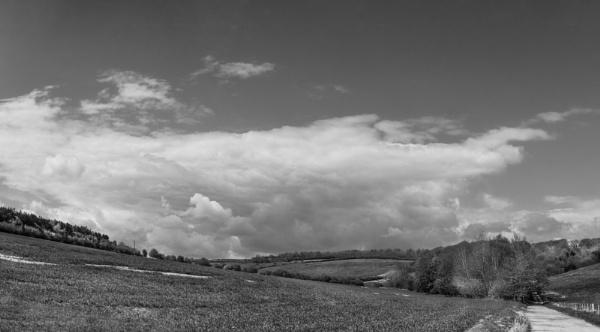 Big Cloud over Wiltshire II by Bore07TM