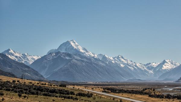 Aoraki Mt. Cook. NZ (III) by barryyoungnz