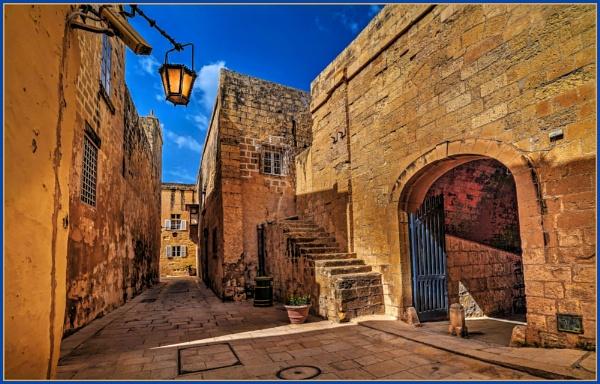 Mdina --- THE SILENT CITY by Edcat55