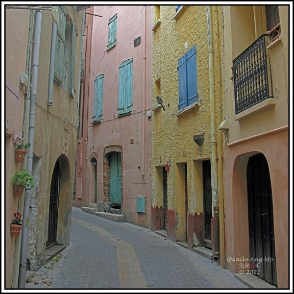 Collioure, dimanche 26 janvier 2003 by GwailoAngMo