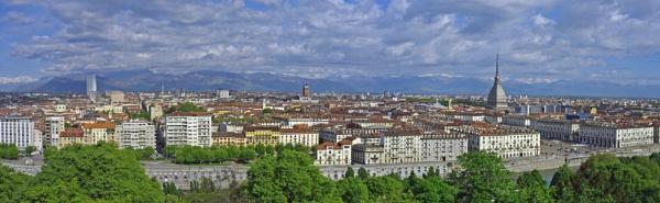 Turin by GPMASS