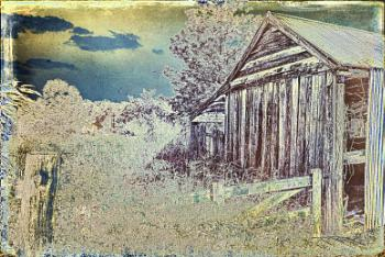 Old Farm Shed