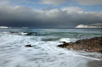 Arctic beach IV