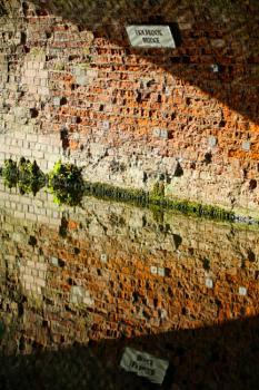 Reflecting on Holbrook Bridge