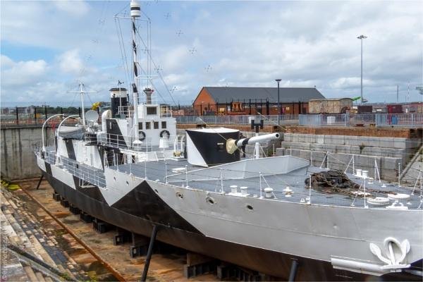 HMS M.33 by blrphotos