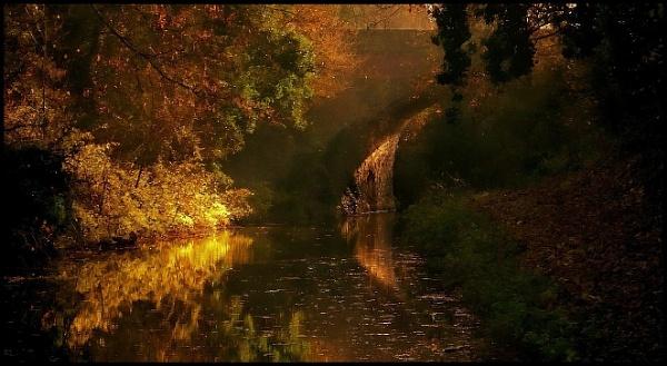 Canal Walk by rfhfoto