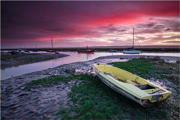 After Sunset by sherlob