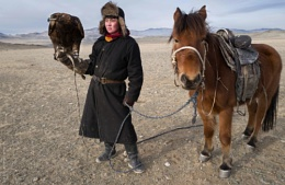 Son of the Steppe