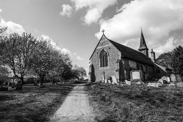 St Johns Church Great Leighs Essex UK. by 64Peteschoice