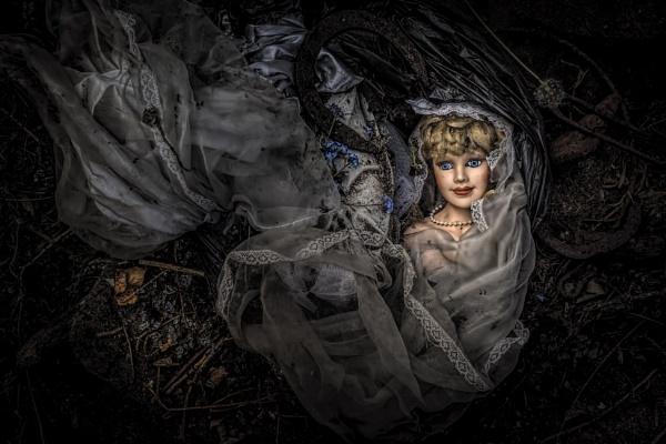 Bin Bag Bride by GARYHICKIN