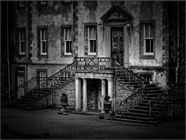 Newhailes House by PhilT2