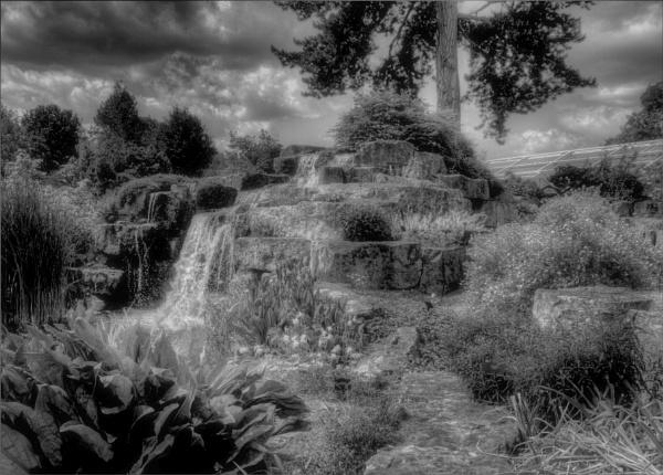 Waterfall by sweetpea62