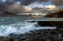 Sunshine and showers   ( Elgol Isle of Skye)