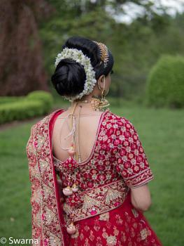 Bridal Hair Style...