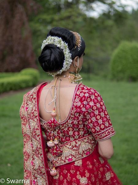 Bridal Hair Style... by Swarnadip