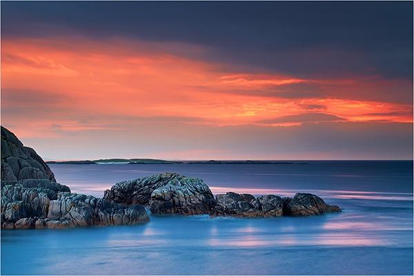 Storm Island by jeanie