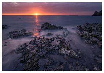 L Etacq Sunset