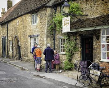 The Lacock Bakery