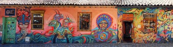 Colombian Wall Art by Karuma1970