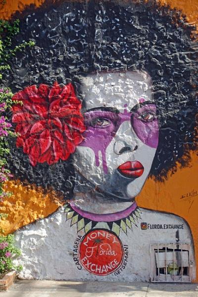 Colombian Wall Art #2 (Cartagena) by Karuma1970