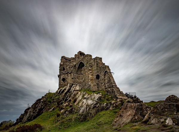 Cloudy Castle II by TheShaker