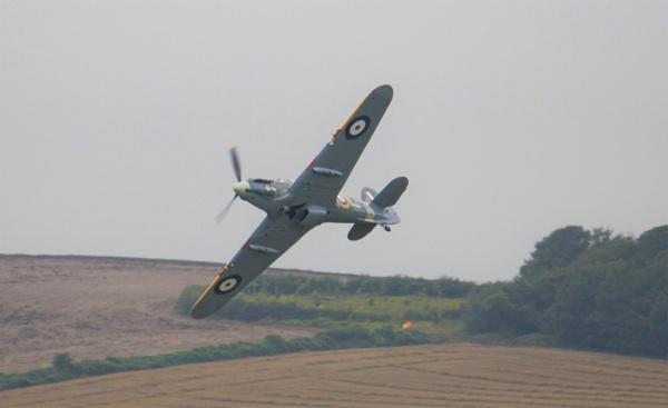 Hawker Hurricane by goochian3
