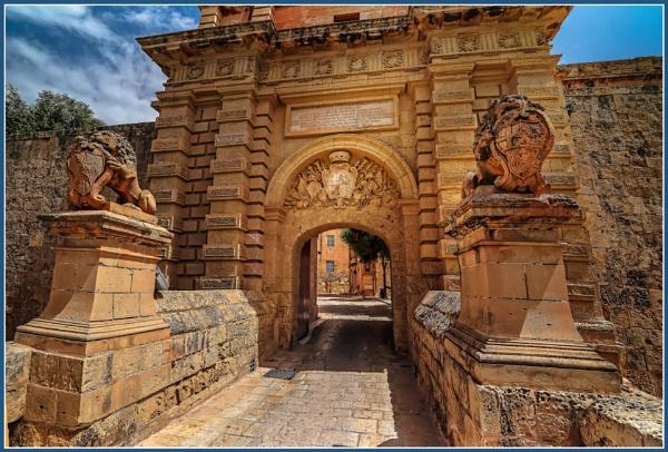 THE GATEWAY by Edcat55