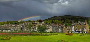 A little rainbow 🌈