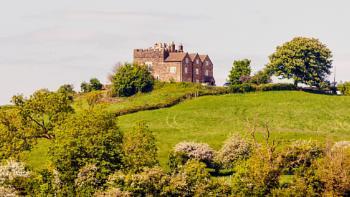 Farmhouse upon the Hill