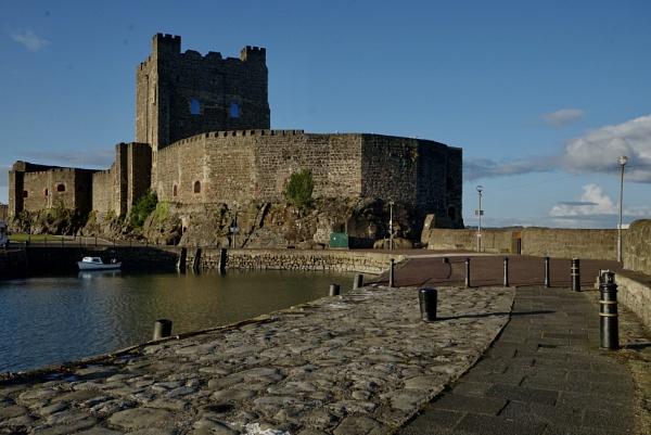 Carrickfergus Castle by Allistairg1964