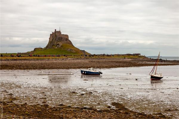 Lindisfarne Castle by blrphotos