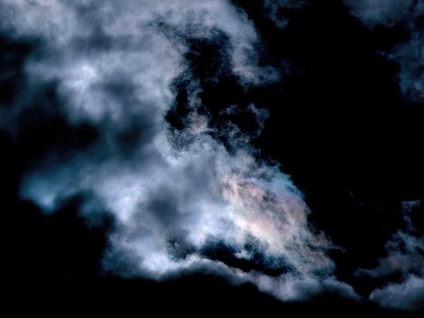A Devil of a storm by JohnDyer
