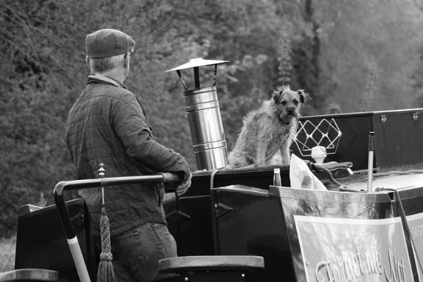 Skipper Dog by Robal