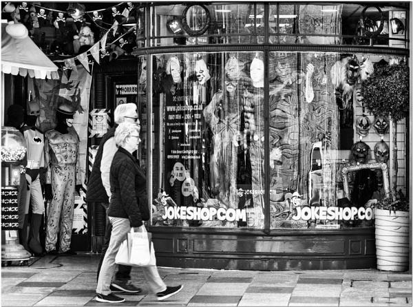 A joke shop. by franken