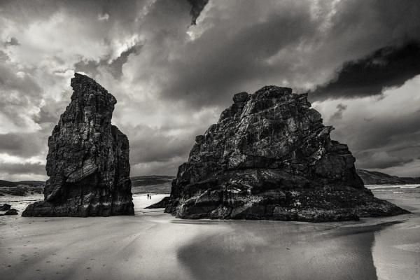 Beach Garry, Isle of lewis by AndrewAlbert