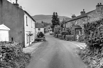 Dent Village Yorkshire Dales