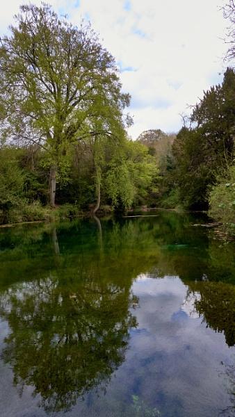 Silent Pool by Meditator