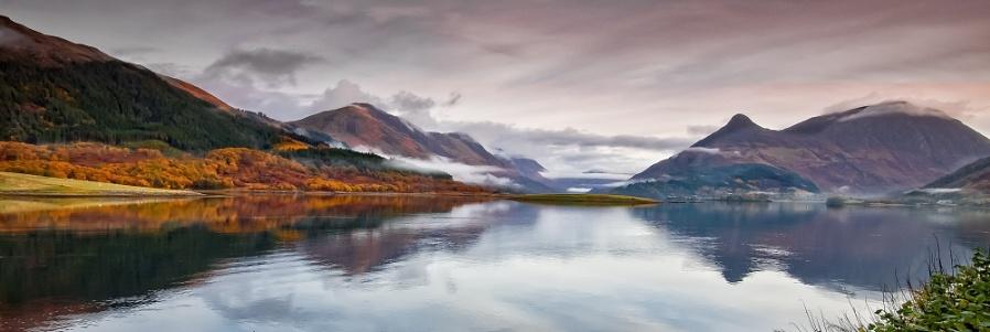 Late Autumn in Scotland