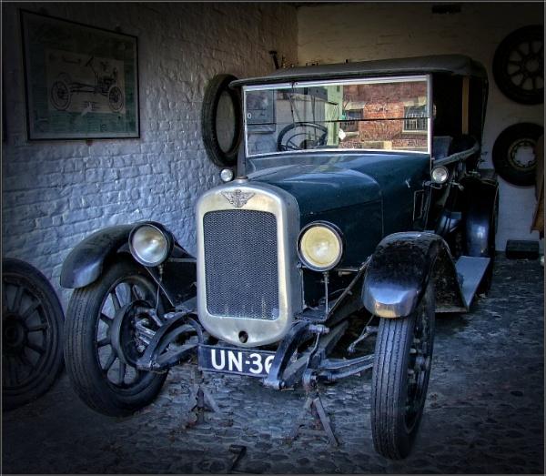 Austin Seven (1) by PhilT2
