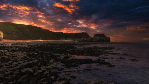 Thornwick Bay 4 by Alan_Baseley