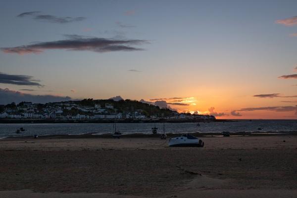 Appledore sunset by Arvorphoto