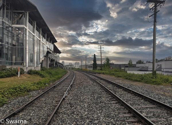 Lost Railroads V ... by Swarnadip