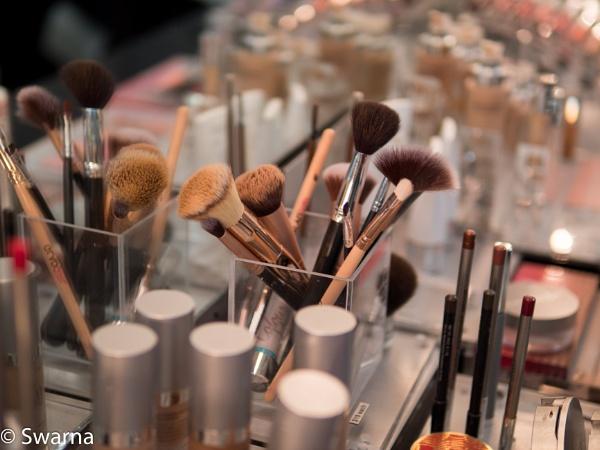 Brushes... by Swarnadip