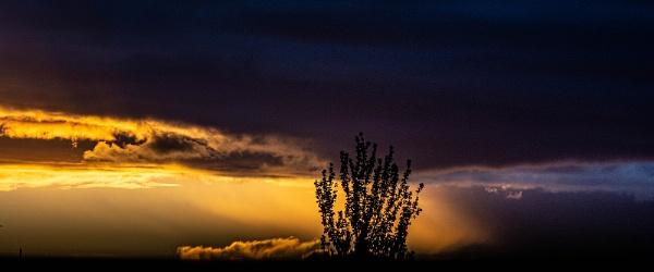 Last Night\'s Sunset by kaybee