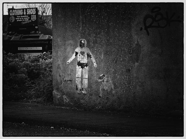 The Urban Spaceman by DaveRyder