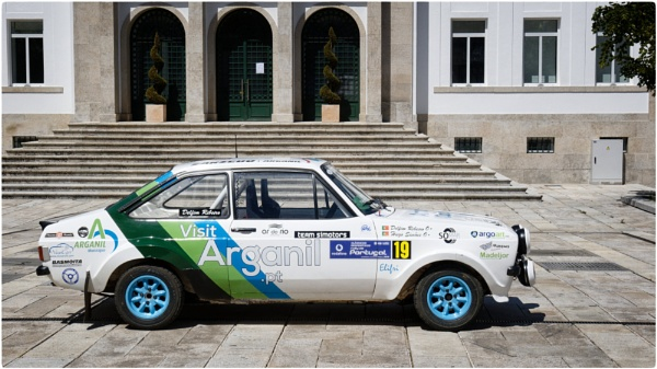 Rally car by jacomes