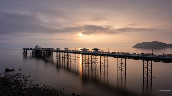 Llandudno Sunrise by Ingymon
